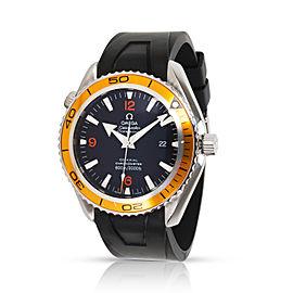 Omega Planet Ocean 2908.50.91 45mm Mens Watch