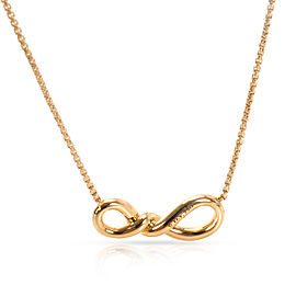 David Yurman Continuance 18K Yellow Gold Diamond Necklace