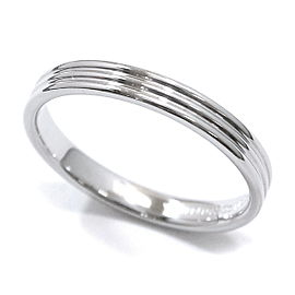 Tiffany & Co. 950 Platinum Ring Size 9.5