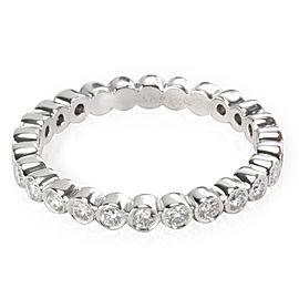 Tiffany & Co. Platinum Diamond Ring Size 6.5