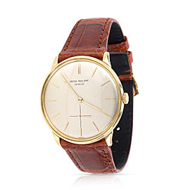 Patek Philippe Calatrava 2573/2 Vintage 32mm Mens Watch