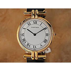 Cartier Paris Vintage 30mm Unisex Watch