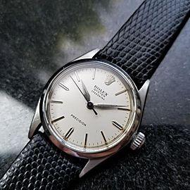 Rolex Precision 6431 Vintage 30mm Unisex Watch