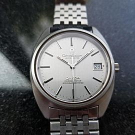 Omega Constellation Vintage 35mm Mens Watch