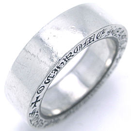 Chrome Hearts Sterling Silver Ring