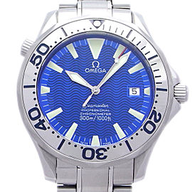 Omega Seamaster 2255.80 41mm Mens Watch