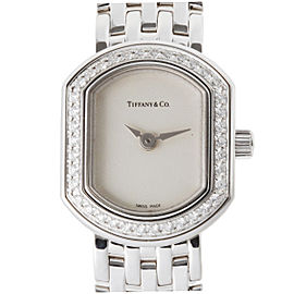 Tiffany & Co. Mark Coupe 17940449 17mm Womens Watch