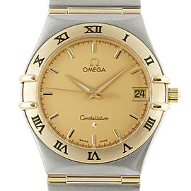 Omega Constellation 1212.10 33mm Mens Watch