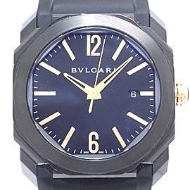 Bulgari Octo BGO41BBSVD 41mm Mens Watch