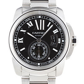 Cartier Calibre De Cartier W7100016 42mm Mens Watch