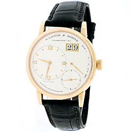 A. Lange & Söhne Lange 1 Watch 101.032 Glashutte Manual Winding