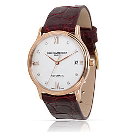 Baume & Mercier classima MOA10071 33mm Mens Watch