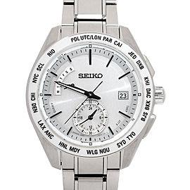 Seiko Brightz SAGA165 8B54-0BC0 43mm Mens Watch