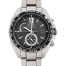 Seiko Brightz SAGA099 8B54-0AR0 43mm Mens Watch