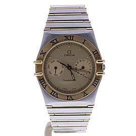 Omega Constellation 1448/431 34mm Womens Watch