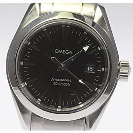 Omega Seamaster Aqua Terra 2577.50 29mm Womens Watch