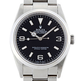 Rolex Explorer I 114270 35mm Mens Watch