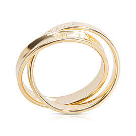 Tiffany & Co. 18K Yellow Gold Ring Size 8.25