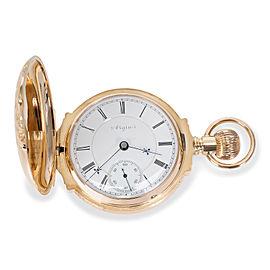 Elgin B. W. Raymond Men's Watch in 14KT Yellow Gold