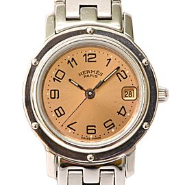 Hermes Clipper CL4.210 23mm Womens Watch