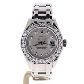 Rolex Pearlmaster 80299PM 29mm Womens Watch