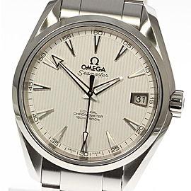 Omega Seamaster Aqua Terra 231.10.39.21.02.001 38mm Mens Watch