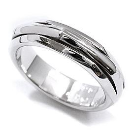 Piaget 18K White Gold Ring Size 9