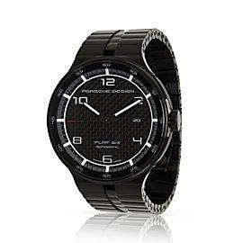 Porsche Design Flat 6 6350.43.04.0275 Men's Watch in PVD
