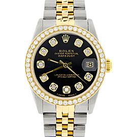 Rolex Datejust ESW20901055blk 31mm Womens Watch