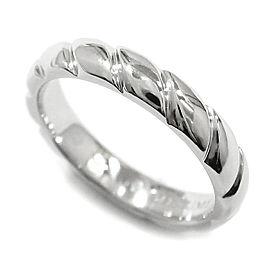 Chaumet Platinum Ring Size 5.5