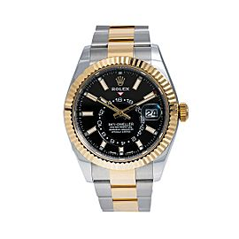 Rolex Sky-Dweller 326933 42mm Mens Watch
