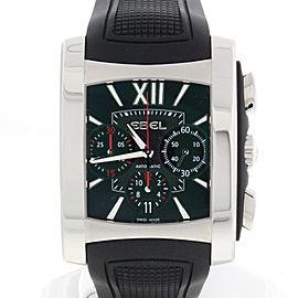 Ebel Brasilia E9126M52 36mm Mens Watch