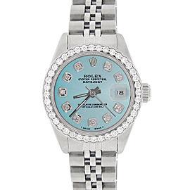 Rolex Datejust ESW20696036BBLU 26mm Womens Watch
