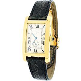 Cartier Tank Américaine 811905 24mm Womens Watch