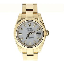 Rolex Datejust 179178 26mm Womens Watch