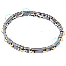 Cartier 18K YG SYLVERIUM Bracelet