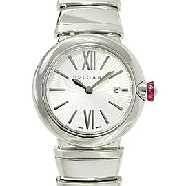 Bulgari Lvcea LU28U 28mm Womens Watch