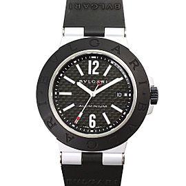 Bulgari Aluminum AL44TA 44mm Mens Watch