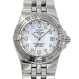 Breitling Starliner A71340 30mm Womens Watch