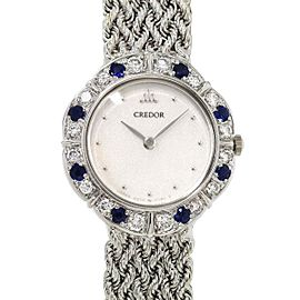 Seiko Credor 4N70.010A 23mm Womens Watch