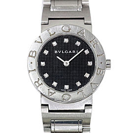 Bulgari Bulgari Bulgari BB26BSS 26mm Womens Watch