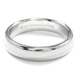 TIFFANY Co. Platinum, Ring Size 7.25
