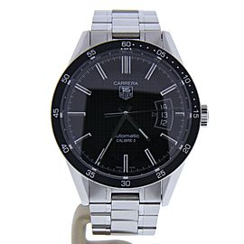 Tag Heuer Carrera WV211M 39mm Mens Watch