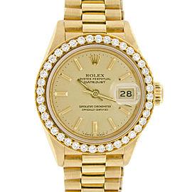 Rolex President ES19612061CHM 26mm Womens Watch