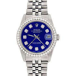 Rolex Datejust Womens 31mm Watch