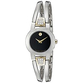 Movado Dress 0606899 24mm Womens Watch