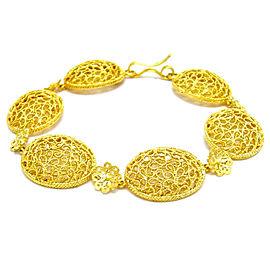 Buccellati 18K Yellow Gold Bracelet