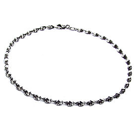 Chrome Hearts Sterling Silver Necklace