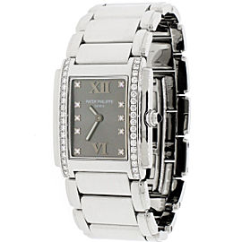 Patek Philippe Twenty-4 4910-10A-010 25mm Womens Watch 4910-10A-010