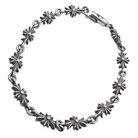 Chrome Hearts Sterling Silver Bracelet